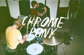chrome-pony